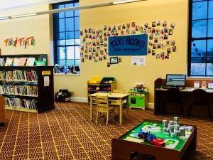 image of Petoskey Library's children's room